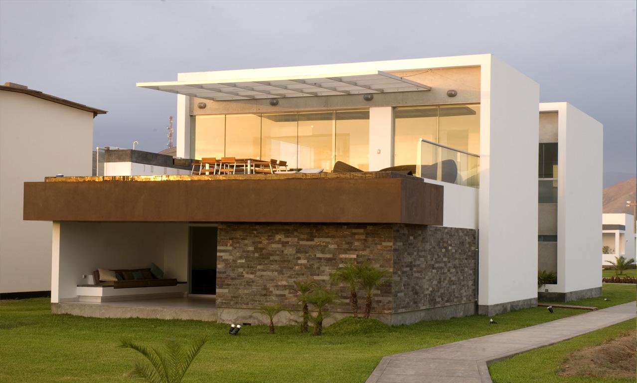 Proyecto arquitectura casa playa bora bora b31 lima per - Casa asia empleo ...