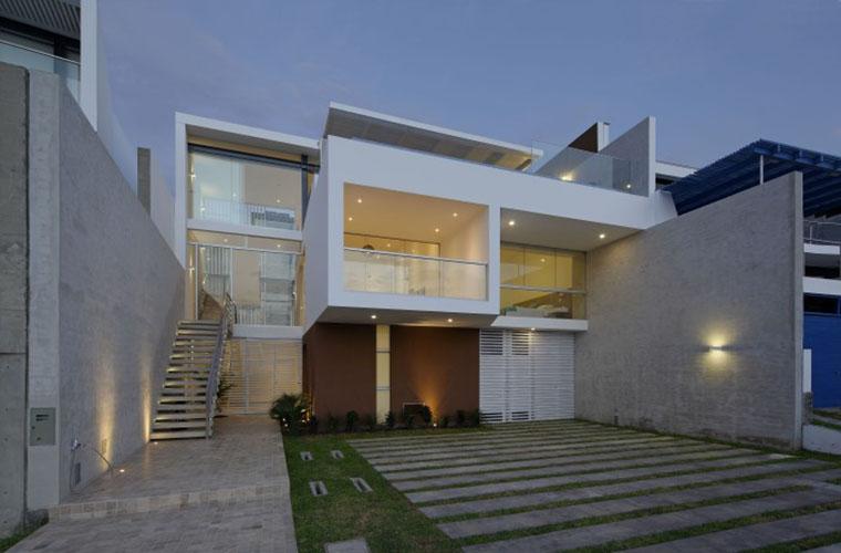 Casa de Playa Lomas B15, Perú