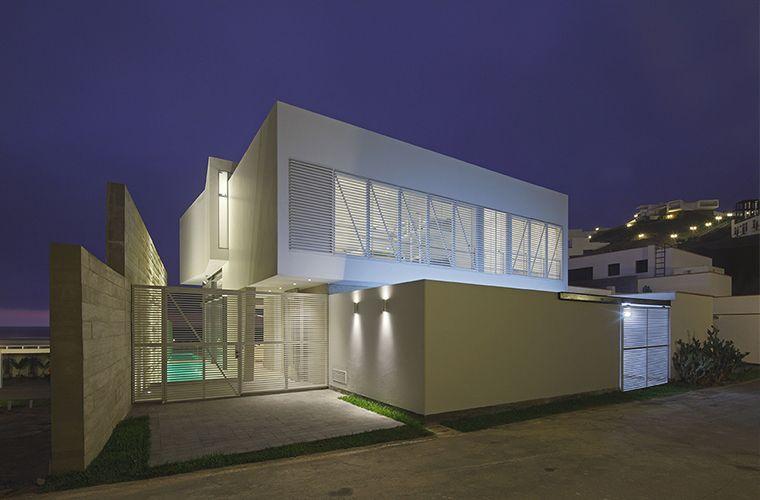 Casa de Playa Lomas B14 en Perú