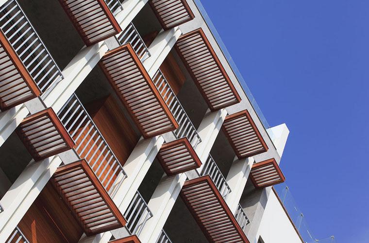Edificio Multifamiliar Primum en Surco, Perú