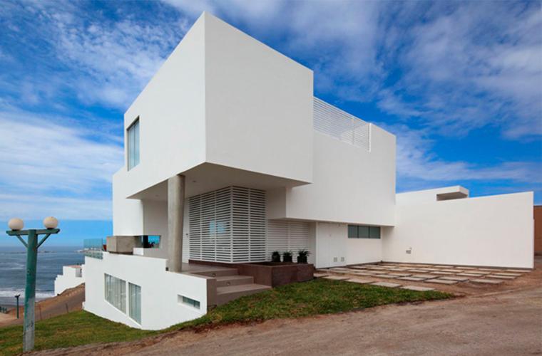 Casa de Playa Lomas i2, Cerro Azul, Lima, Perú