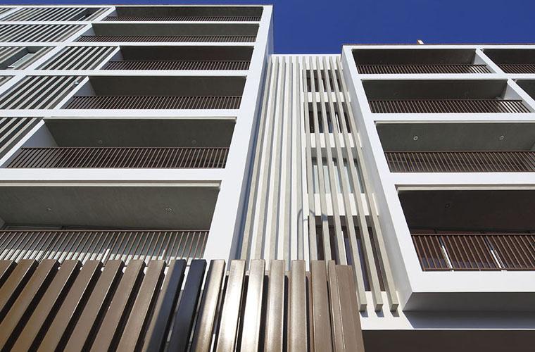Edificio Multifamiliar Calle 27
