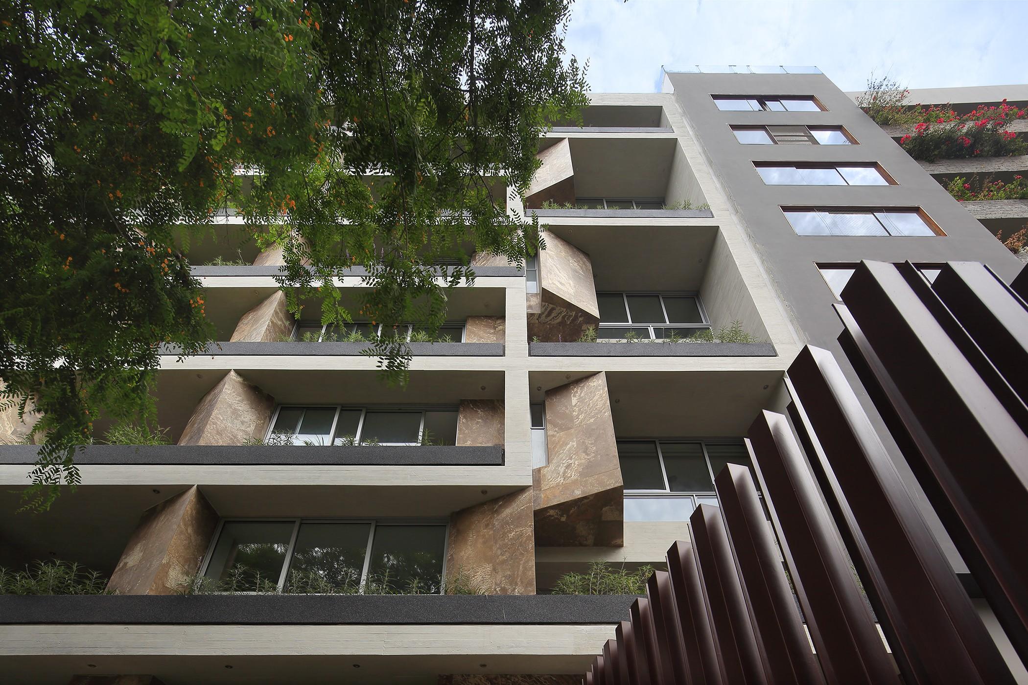 Edificio Multifamiliar Sanctum, San Isidro, Lima, Perú