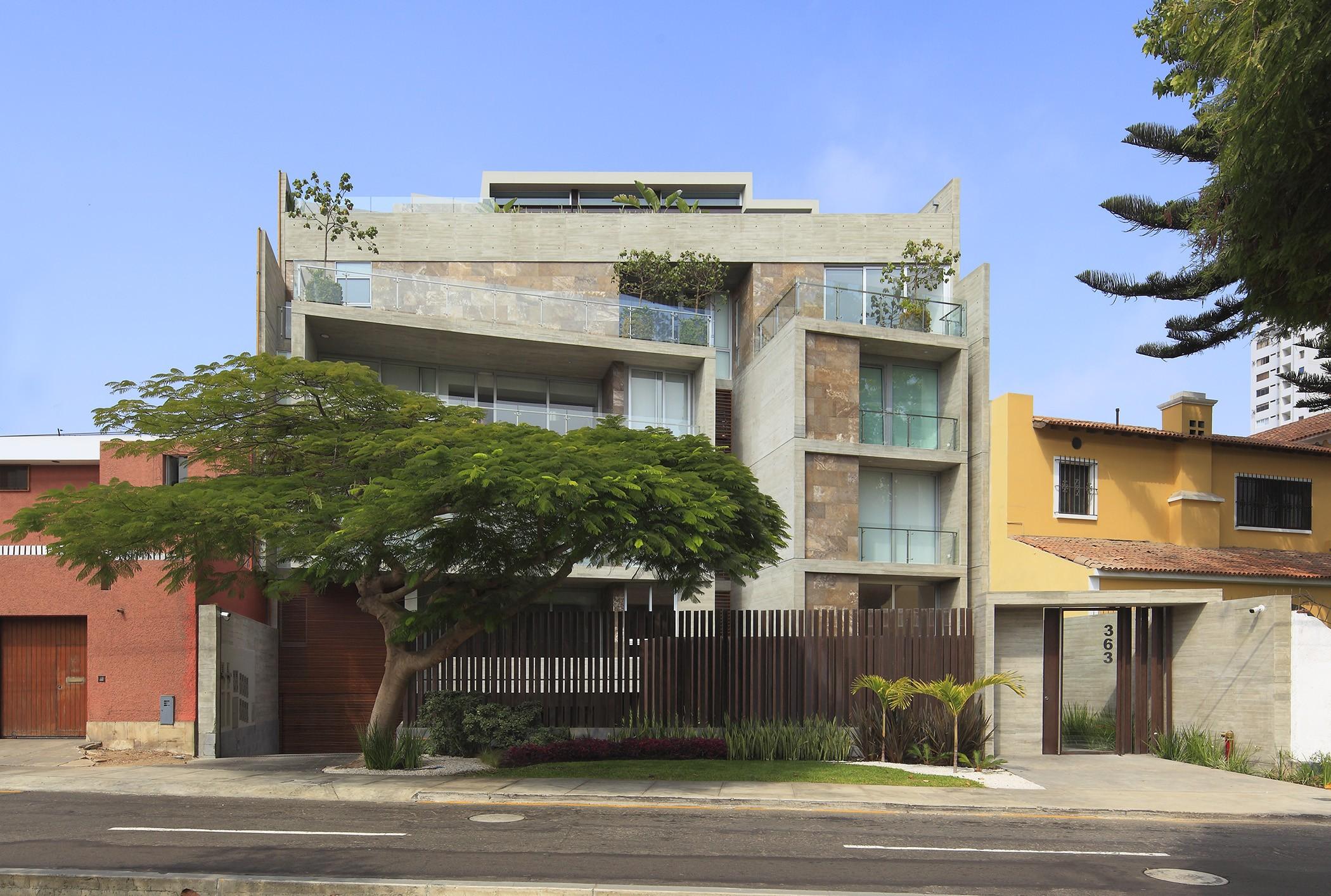 Edificio Multifamiliar Huallamarca, San Isidro, Lima, Perú