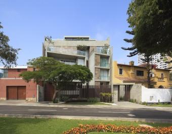 Edificio Huallamarca en San Isidro, Perú